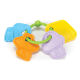 €9,95 Green Toys baby sleutels rammelaar / bijtring 100% recycled