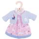 Bigjigs ijsberen jurk met vestje (M) Polar Bear Pink Dress Medium poppenkleren poppenkleding kleertjes pop
