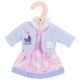 €7,49 Bigjigs ijsberen jurk met vestje (S) Polar Bear Pink Dress - Small poppenkleren poppenkleding kleertjes pop
