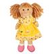 €11.89 Bigjigs stoffen pop Daisy 28 cm popje stof lappen doll