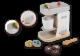 Jouéco koffiezetapparaat koffiemachine koffieapparaat hout houten
