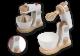 Jouéco mixer mixset hout houten bak