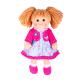 Bigjigs stoffen pop Maggie 34 cm popje stof lappen meisjespop
