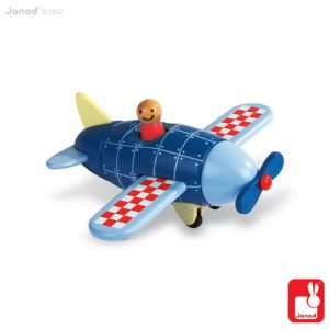 €19,95 Janod magneetset vliegtuig magneet puzzel