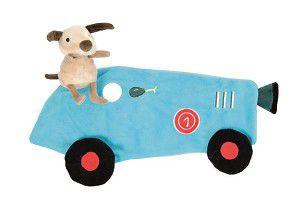 €16,99 Egmont Toys knuffeldoekje raceauto knuffeldoek racewagen racecar race hond