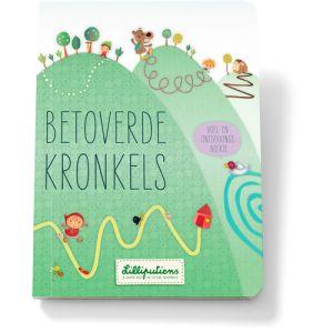 €13,99 Lilliputiens voel boek voelboek toverpaadjes Betoverende Kronkels