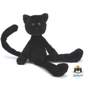 €18.95 Jellycat knuffel kat poes casper cat medium