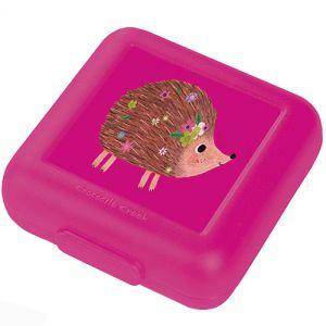 €7,89 Crocodile Creek broodtrommel egel sandwich keeper hedgehog lunchtrommel lunchbox