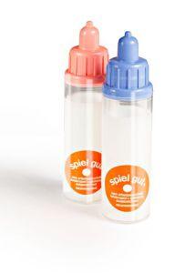 €2,99 Heless poppenfles poppenflesje fles flesje pop met melk