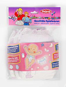 €2,95 poppenluier poppenluiers luier luiers pop Heless 35- 45 cm