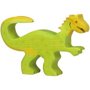 €9,89 Holztiger houten Oviraptor dinosaurus hout 13.5 cm