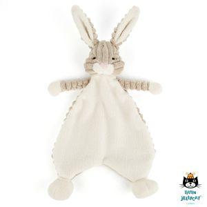 Jellycat knuffeldoek konijn/haas (Cordy Roy Hare) knuffeldoekje tut