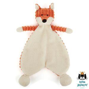 Jellycat knuffeldoek vos (cordy roy fox) knuffeldoekje tut