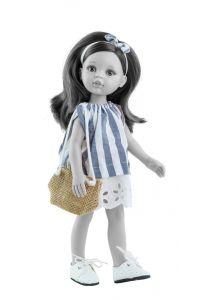 €14,95 Paola Reina kleding Cristi zomer outfit met tas voor Amigas pop 32cm