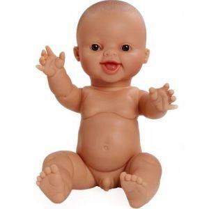 €14.89 Pop Paola Reina jongen gordi lachend lachende jongenspop 34cm minikane