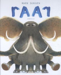 €9,99 Raar groot formaat prentenboek 4+ hardcover Mark Janssen
