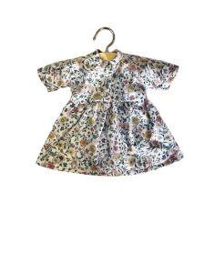 €21,99 Minikane jurk Faustine  Flowerly bluevoor pop Amigas 32cm