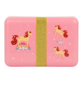 €8,79 A little lovely company lunchbox Paard lunch box broodtrommel paarden horse