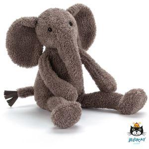 €21.95 Jellycat knuffel olifant 33cm (Slackajack Elephant Small)