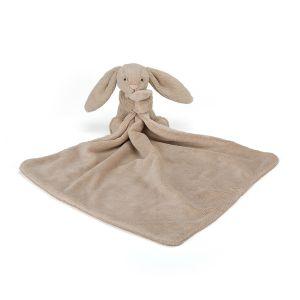 €22.49 Jellycat bashful beige bunny knuffeldoek 33 cm