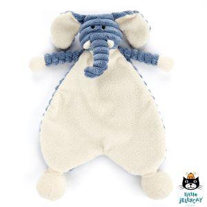 €17.99 Jellycat knuffeldoek olifant (Cordy Roy Baby Elephant Soother)