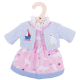 €7,99 Bigjigs ijsberen jurk met vestje (M) Polar Bear Pink Dress Medium poppenkleren poppenkleding kleertjes pop
