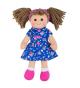 Bigjigs poppenkleding jurk Hollie (S)