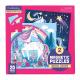 Mudpuppy magnetische puzzel Unicorn 2x 20 stukjes