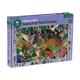 Mudpuppy zoek & vind Bosdieren puzzel 64 stukjes
