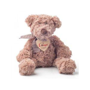 €7,99 Lumpin knuffel beer met strik 23cm