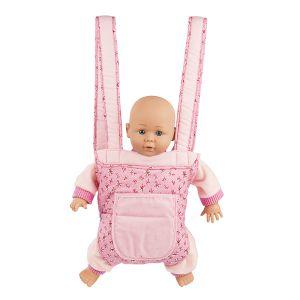 €14,79 Mini Mommy Minimommy draagzak pop Roze poppendraagzak