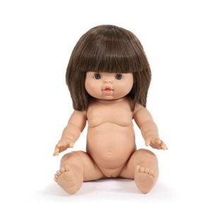 €31.49 Minikane / Paola Reina pop Chloé Gordi bruin haar 34cm