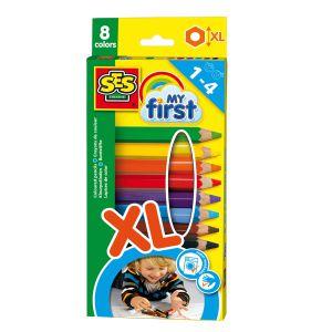 €4,79 SES my first kleurpotloden mijn eerste potlood potloden