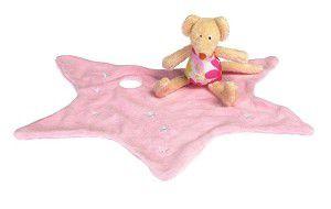 €16,99 Egmont Toys knuffeldoekje ster met muisje Valentine knuffeldoek doekje tut