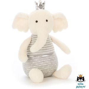 €18.99 Jellycat knuffel Alfie olifant Alfie Elephant Chime