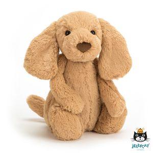 €24,49 Jellycat puppy knuffel 31 cm (Bashful Toffee Puppy Medium)