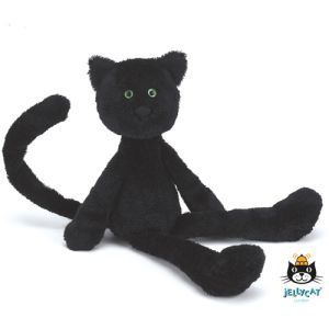€18.95 Jellycat knuffel kat poes casper cat medium