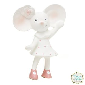 €14,95 Meiya & Alvin rubberen muis rubber muisje Meiya the mouse