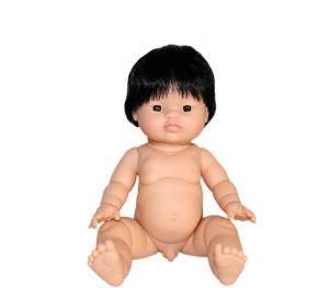 €19,89 Paola Reina pop Gordi Aziatische jongen met haar 34cm minikane