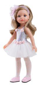 €43,95 Paola Reina pop Amigas Carla Ballerina 32cm stapop popje
