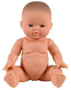 €14,89 Minikane / Paola Reina pop Gordi Blanca Aziatisch meisje blauw/grijze ogen 34 cm babypop