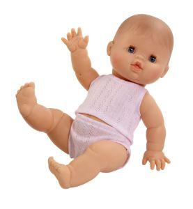 €21.95 Paola Reina pop Gordi meisje Alicia met roze ondergoed