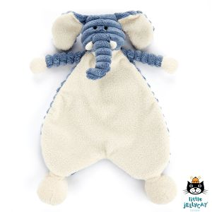 €17.99 Jellycat knuffeldoek olifant (Cordy Roy Baby Elephant Soother)