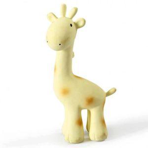 €12,99 Tikiri zoodiertje Giraf rubber rubberen giraffe badspeeltje kraamcadeau