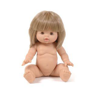 €31.49 Paola Reina pop Gordi Blank meisje met blond haar 34cm minikane